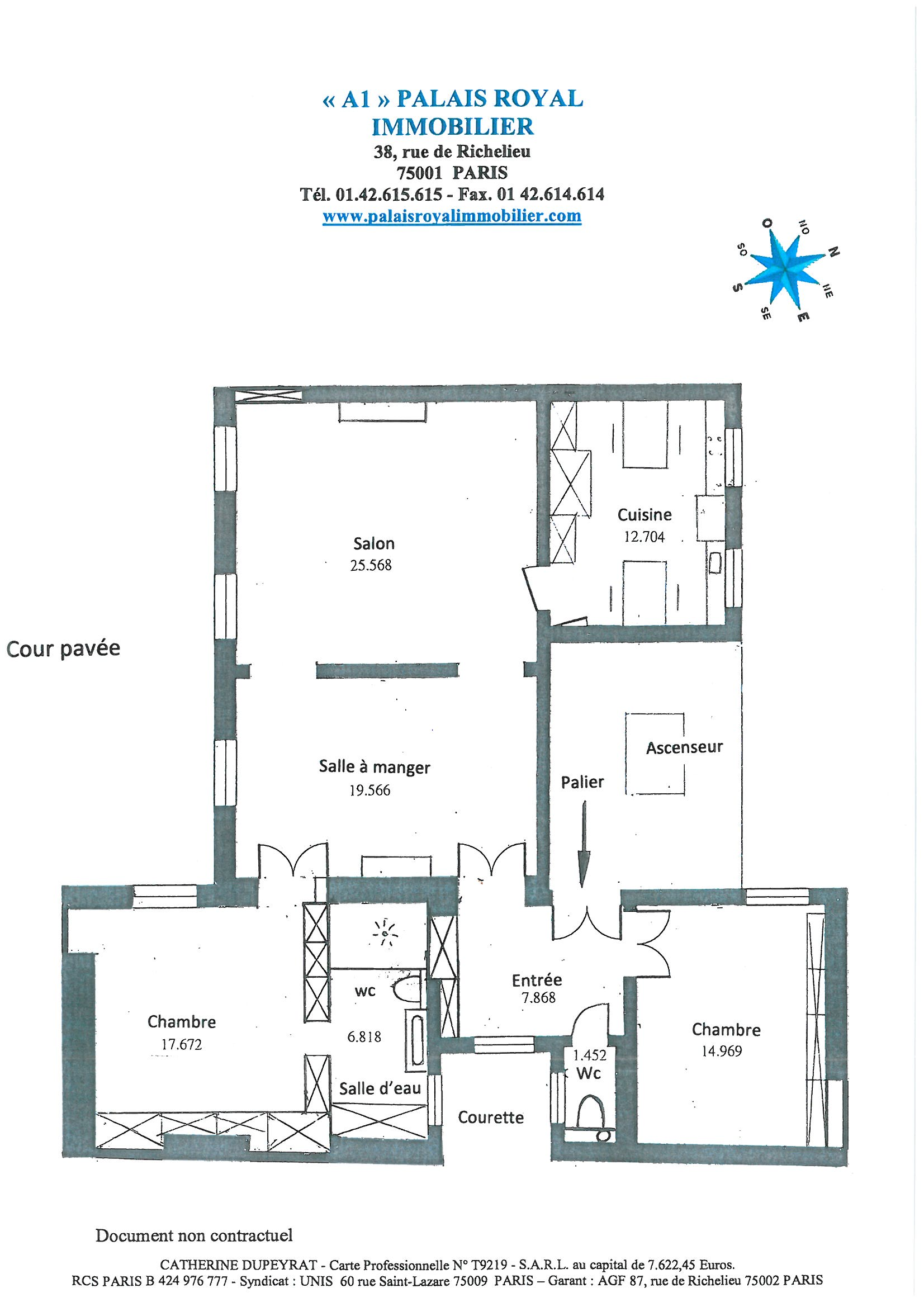 Plan immeuble appartement for Appartement design plan