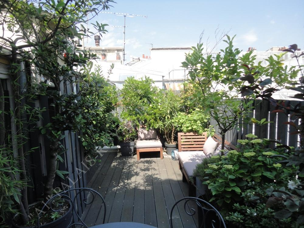 Location appartement prestige paris a1 palais royal for Immobilier terrasse paris
