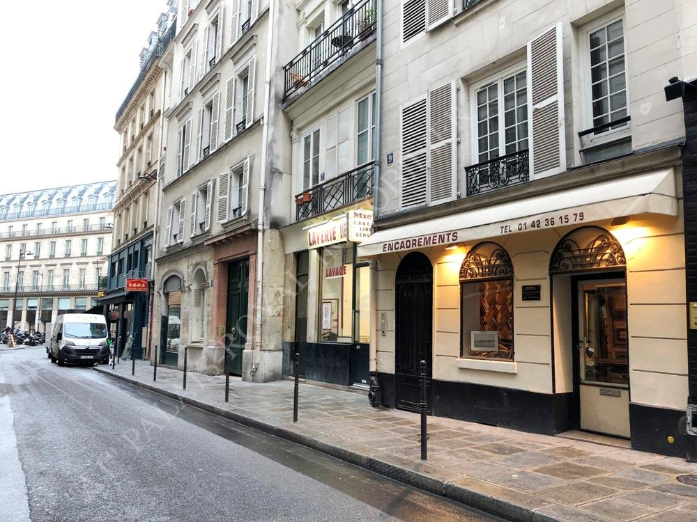 PARIS 1er -  Cession de Bail commercial