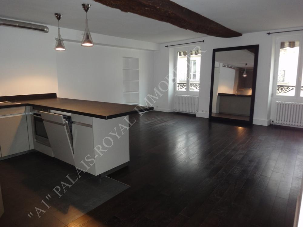 Louer appartement vide rue saint honor 75001 paris for Louer un appartement meuble a paris